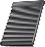 VELUX Solar-Rollladen SSL MK06 0000S MK06/78x118 cm SSL 0000S - Aluminium Dunkelgrau