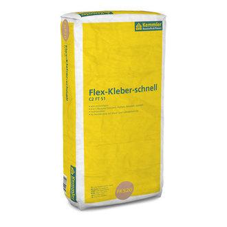 Kemmler FKS20 Flex-Kleber-schnell