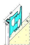 Protektorwerk Putzabschlussprofil Außen Putzdicke 10 mm