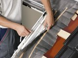 VELUX Fensterschürze BFX MK04 1000 MK04/78x98 cm BFX 1000