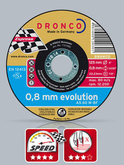 DRONCO Trennscheibe AS 60W Evolution