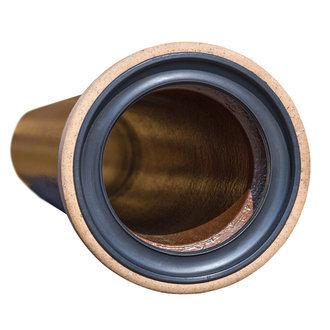 Osmose Steinzeug Rohr mit Steckmuffe L