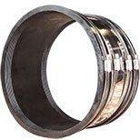 Steinzeug Manschettendichtung Typ 2B DN250 f. Stzg.-Rohre Normallast
