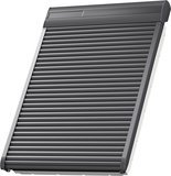 VELUX Solar-Rollladen SSL PK06 0000S PK06/94x118 cm SSL 0000S - Aluminium Dunkelgrau