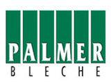 Palmer Bleche Dachrinne halbrund RG280 x 5000x0,7 mm Titanzink