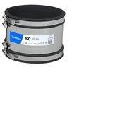 Steinzeug Manschettendichtung Typ 2B DN150 f. Stzg.-Rohre Normallast