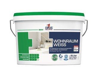 Opus1 Wohnraumweiss