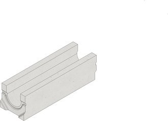 Hauraton Faserfix Standard E 100 Rinne Typ 0105