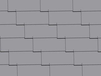 Eternit Fassadenplatten Doppeldeckung