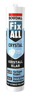 Soudal Fix-All Crystal Montagekleber