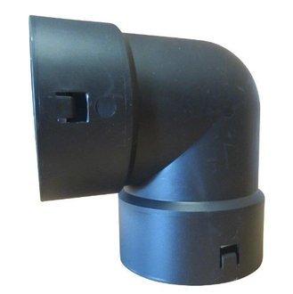PVC Winkelstück 90 Grad - DN 100