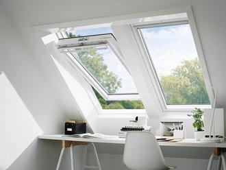 Velux Schwing Fenster GGU