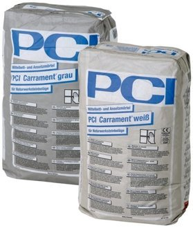 PCI Carrament Mittelbettmörtel