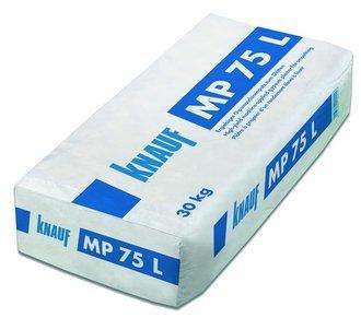 Knauf MP 75 Leichter Gips- Putztrockenmörtel