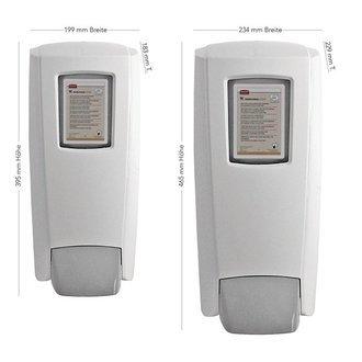 ProRX Industrie Spendersystem - weiß