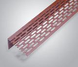 IVT Lüftungsprofil 2500x90x30 mm Weiß