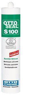 Ottoseal Sanitär Silikon S100 03 C1107