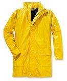 Scheibler PU Regenjacke Größe XL Gelb