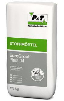 P+T EuroGrout Plast 04 Stopfmörtel