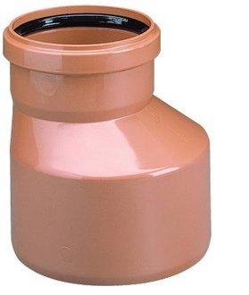 PVC KG Übergangsrohr - Reduktion