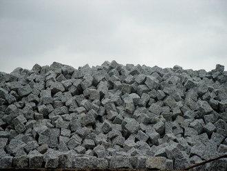 Betkom Schlesischer Granit Pflasterstein