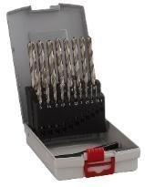 Bosch Metallbohrer-Set HSS-G, ProBox