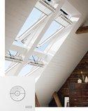 VELUX INTEGRA Elektrofenster GGU CK04 007021 CK04/55x98 cm GGU 007021 - 70 (THERMO)/Elektrisch