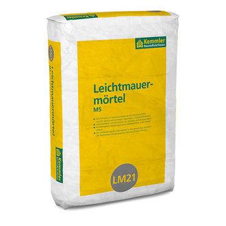 Kemmler LM21 Leichtmauermörtel