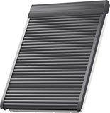 VELUX Elektro-Rollladen SML FK06 0000S FK06/66x118 cm SML 0000S - Aluminium Dunkelgrau