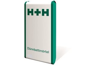 H+H Kalksandstein Dünnbettmörtel