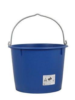 Baueimer 20 Liter, blau