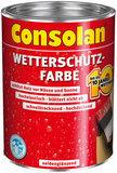 Consolan Wetterschutz Farbe 0,75 Liter Braun
