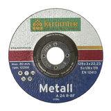 Kemmler Metall Trennscheibe MTS11 115x3x22,2 mm