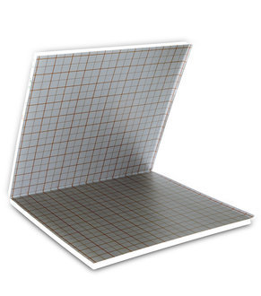 Thermodämm protec Faltplatte Klett WLG 045