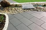 Braun Beton Terrassenplatte Pamplona 800x400x42 mm Anthrazit Nr. 161