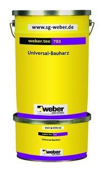 weber.tec 793 Universal-Bauharz