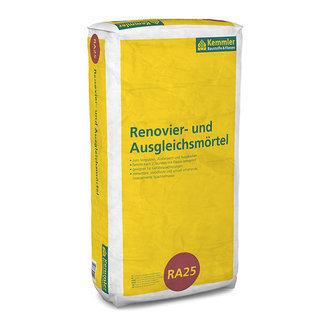 Kemmler RA25 Renovier/Ausgleichmörtel