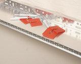Knauf Gips Sockel Abschlussprofil Dämmstärke 120 mm