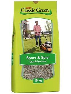 Hega Classic Green Sport/Spielrasen