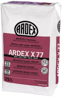 Ardex X77 Microtec Flexkleber