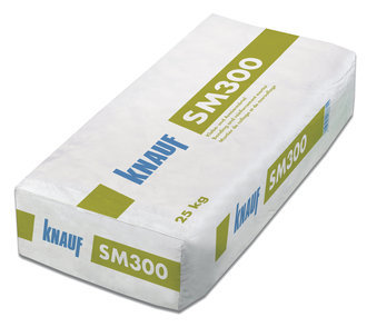 Knauf SM300 Standard Klebe-/Armiermörtel