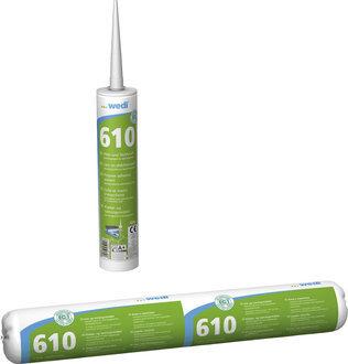 Wedi 610 Kleb-/Dichtstoff
