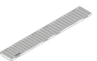 Hauraton Faserfix KS 100 Gitterrost