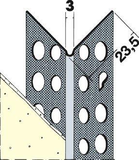 Kemmler Trockenbau Kantenprofil 3502