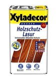Xyladecor Holzschutz Lasur 2in1 2,5 Liter Nussbaum